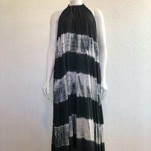 Tie-dye Maxi Dress OS